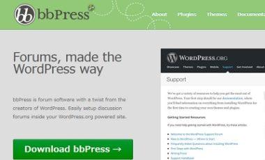 『bbpress』の設定方法と、全てのフォーラムに他のフォーラムのトピックも表示されてしまう件