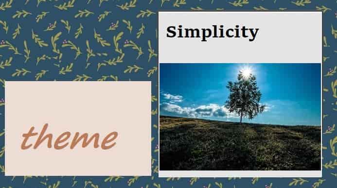 Simplicity2カスタマイズ